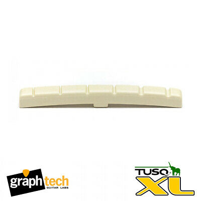 Graphtech PQL-5000-AG TUSQ XL Aged Fender® Style Slotted Guitar Nut Vintage
