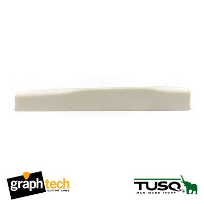 GraphTech PQ-9110-00 TUSQ Acoustic Compensated Martin Style Saddle • 10.89£