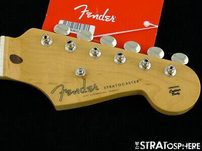 Fender Ed O'Brien Stratocaster Strat NECK + TUNERS *Maple Thick 10/56  V  Shape! • 276.26£