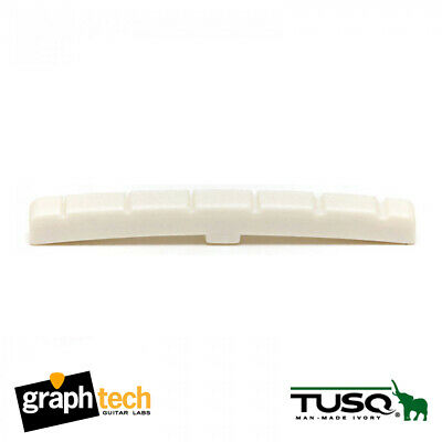 GraphTech PQ-5000-00 TUSQ Fender® Strat Tele Style Slotted Guitar Nut