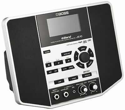 New BOSS AUDIO PLAYER With GUITAR EFFECTS EBand JS-10 • 307.72£
