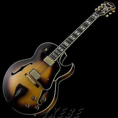 New Ibanez LGB30-VYS George Benson Model Electric Guitar From Japan • 1,186.38£