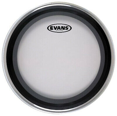 Evans EMAD2 Series BD22EMAD2 Bass Drumhead Two Ply 22  Clear Drumhead Drum Head • 38.04£