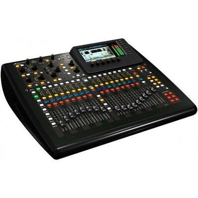 Behringer X32 Compact Mixer Digitale 40 In 25 Bus 16 Preamplificatori Microfonic • 1,296.36£