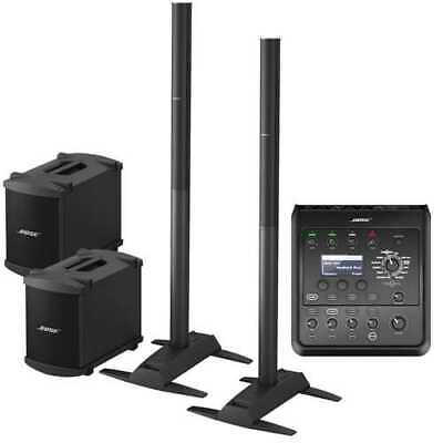 Bose L1 Model 1S Pair With B1 Bass Pair & T4S ToneMatch Mixer • 3,193.94£