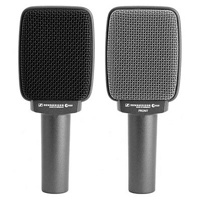 Sennheiser E 609 Silver Supercardioid Dynamic Microphone For Guitar Amps • 83.66£