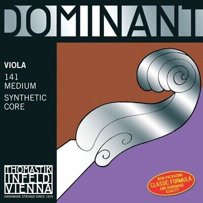 Strings Dominant Viola String Set Orchestral 141 14-1/2 /Thomastik Infeld • 83.06£