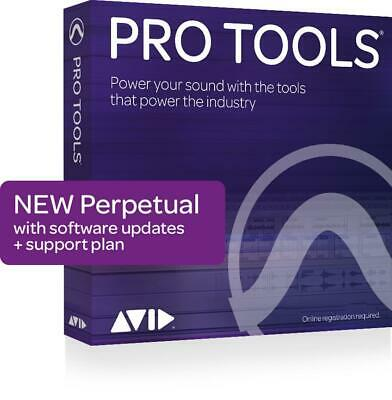 Pro Tools Perpetual License Boxed   Software (Physical Product) AVI99357182600 • 528.20£