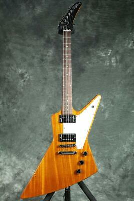 New Gibson Explorer Antique Natural Electric Guitar From Japan • 1,410.67£