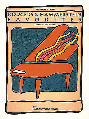 Rodgers & Hammerstein Favorites  Piano, Vocal and Guitar Oscar Hammerstein II Bo