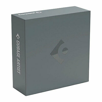Steinberg Cubase Artist 10.5 - Retail Edition + Free Upgrade To 10.5 PRO While S • 263.58£