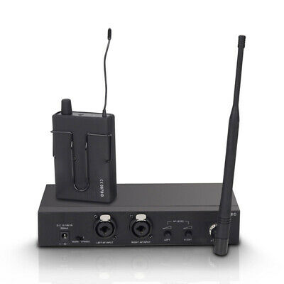 LD Systems MEI 100 G2 Wireless In-Ear Monitoring System (NEW) • 174.22£