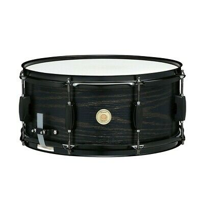 Tama WP1465BK-BOW Woodworks 14  X 6.5  Snare Drum, Black Oak Wrap • 88.99£