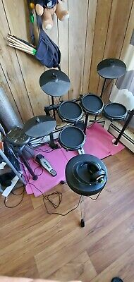 Alesis Drums Nitro Mesh Kit With Stool And Headphones • 242.84£
