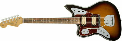 Fender / Kurt Cobain Jaguar Left Hand Nos 3-Color Sunburst Yrk • 2,460.10£