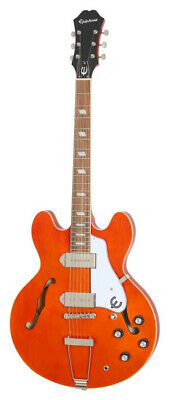 Epiphone Limited Edition Casino Sunrise Orange Umeda Store • 841.40£