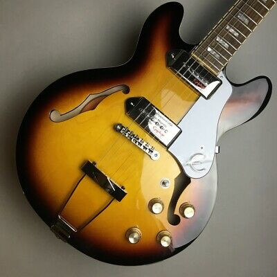 Epiphone Casino Coupevintage Sunburst Coupe Fluako Available Immediately Actual • 667.29£