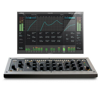 Softube Console 1 MK2 Hardware/Software Mixer (NEW) • 362.84£