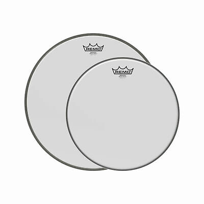 Remo 13/16 Emperor Smooth White Drumhead (2 Pack Bundle) • 26.28£