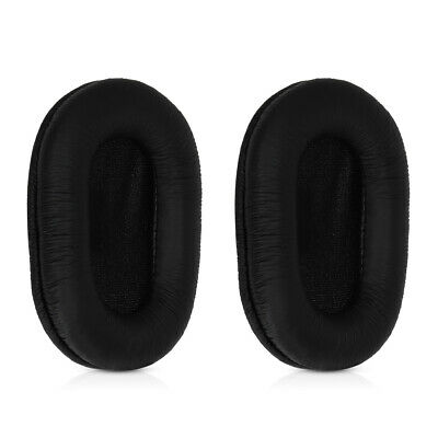 2x Earpads For Sony MDR-7506 MDR-V6 MDR-CD900ST In PU Leather • 6.99£