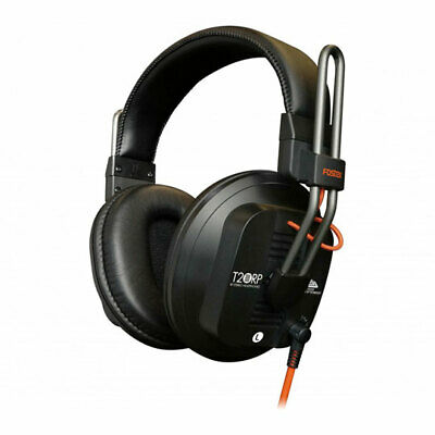 Fostex Black/Orange T20RP MK3 Professional Open Headphones, 6.35mm Jack + 3.5mm  • 136.68£