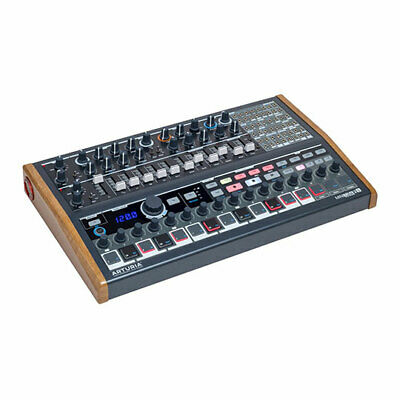 Arturia MINIBRUTE 2S Desktop Analogue Synthesizer, Sequencer, 2 VCOs, Steiner-Pa • 599.04£