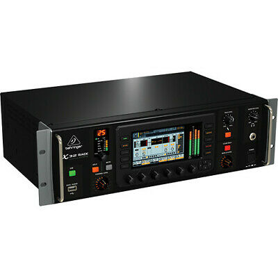Behringer X32 Rack 40-Input-Channel 25-Bus Digital Rack Mixer X-32 Rack X32RACK • 899.10£