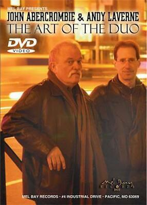 The Art of Duo  Guitar John Abercrombie DVD Only MB21277DVD