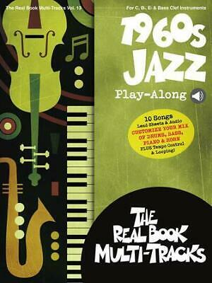 1960s Jazz Play-Along Real Book Multi-Tracks Volume 13 C, Bb, Eb and Bass Clef I