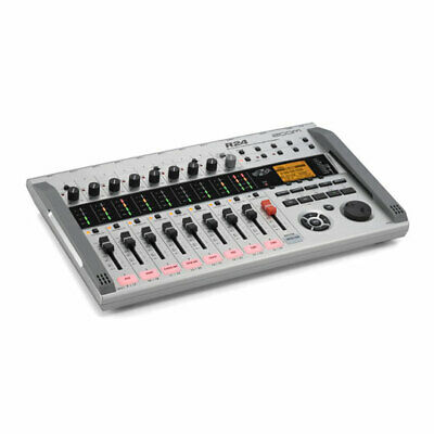 Zoom R24 Recorder + Controller + Interface + Sample & Drum Machine - Production  • 475.02£