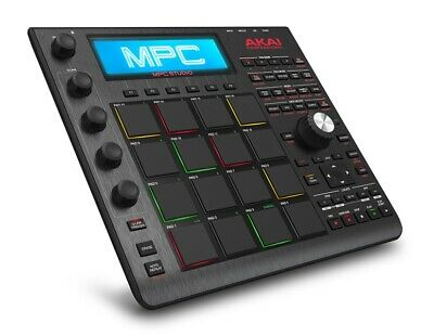 Akai Professionalmpc Studio Black Compact Mpc With Software Only Several Units • 819.93£