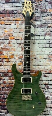 PRS - Paul Reed Smith CE24 Electric Guitar Trampas Green Model 104147:TG:MCS • 1,531.68£