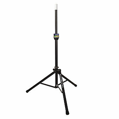 Ultimate Support TS-90B TeleLock Series Automatic Lift Aluminum Speaker Stand • 89.91£