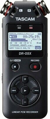 Recorder TASCAM Stereo Linear USB Audio Interface PCM DR-05X Japan
