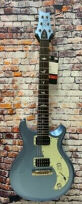PRS SE Mira Model Electric Guitar In A Frost Blue Metallic Finish With Gig Bag  • 552.09£