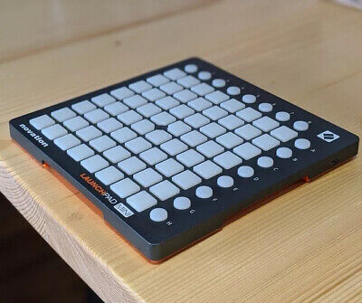 Novation Launchpad Mini MK2 For Ableton Live With USB In Original Box • 44.99£