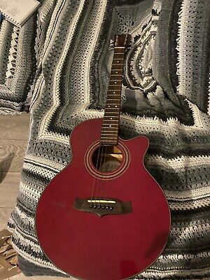 Tanglewood Union TWU SFCE Electro Acoustic Guitar • 76£