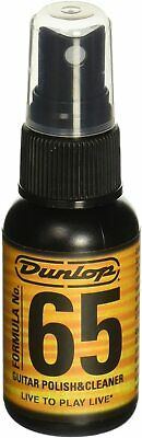 Dunlop Formula 65 Guitar Polish & Cleaner, 1oz • 4.85£