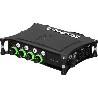 Sound Devices MixPre-6 II Recorder - Refurbished • 562.66£