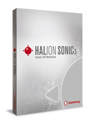 Steinberg HALion Sonic 3 Music Production Workstation (NEW) • 195£