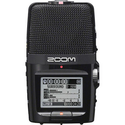 Zoom H2n Handy Recorder Portable Digital Audio Recorder • 130.52£