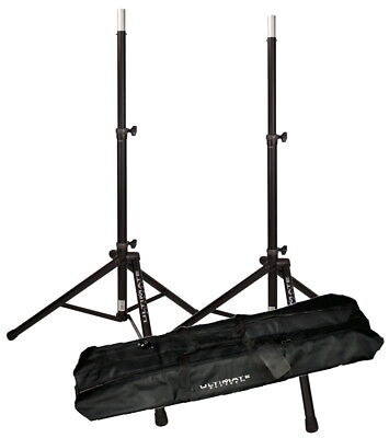 2 Ultimate Support TS80 Speaker Stands BAG90D Package  • 171.60£