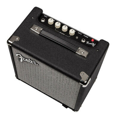 Fender Rumble 15 (V3) Bass Combo Amp (NEW) • 96.51£
