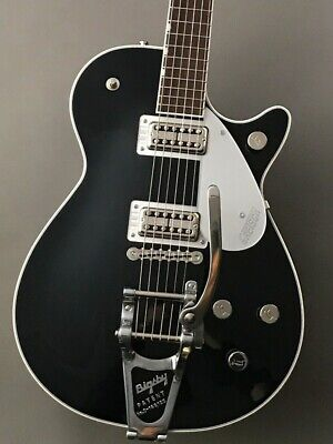 Mint Gretsch G6128T Players Edition Jet Ft With Bigsby Jt19052179 Black Shibuya • 3,906.61£