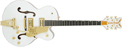 Gretsch G6136T PLAYERS EDITION WHITE FALCON HOLLOW BODY W/ BIGSBY - Japan • 2,725.53£