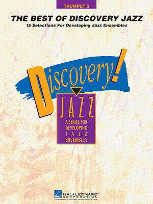 The best of Discovery Jazz - Trumpet III  Trumpet  Part HL07470620