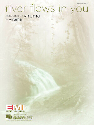 River Flows In You  Piano  Book Only HL00354210