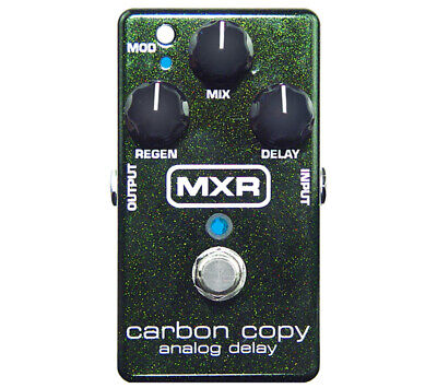 MXR M169 Carbon Copy Analogue Delay Pedal (NEW) • 148.20£