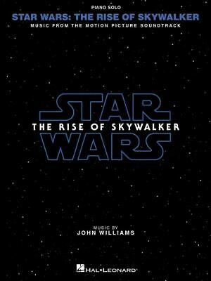 Star Wars – The Rise of Skywalker  Piano John Williams Book Only HL00329240
