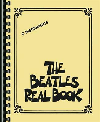 The Beatles Real Book C Instruments C Instruments  Book Only HL00295714